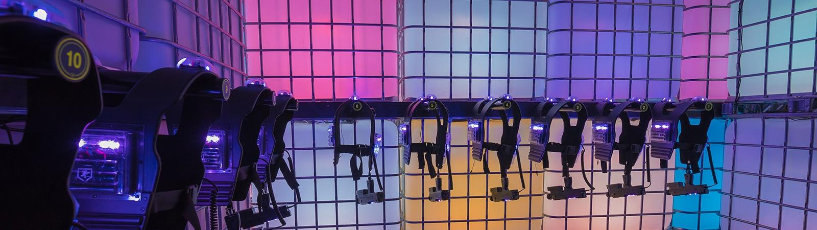 Lasertag spielen buchen reservieren NRW Ruhrgebiet Herne