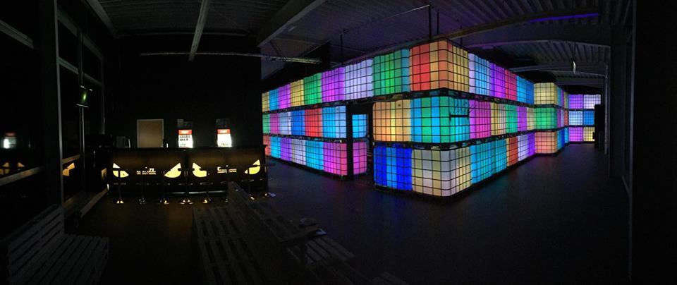 Blaze Lasertag NRW Eröffnung