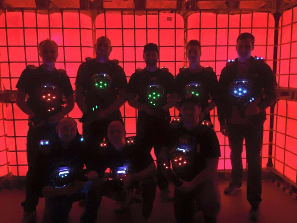 Blaze Lasertag Ruhrgebiet all you can tag