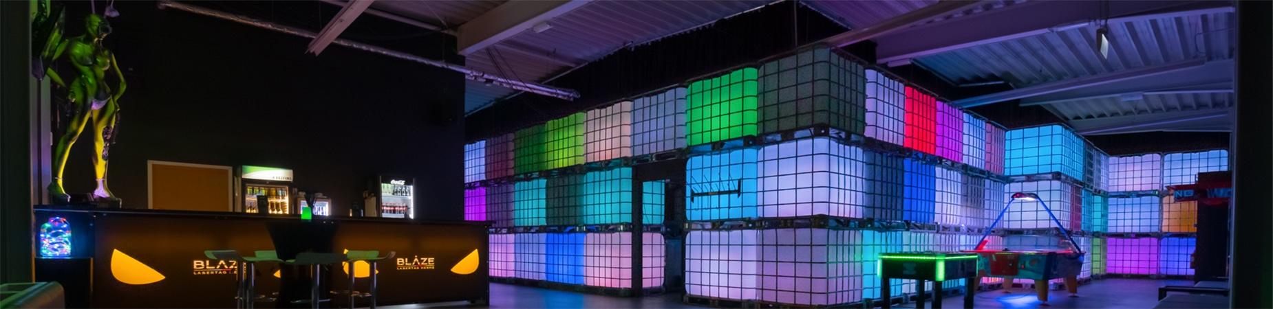 Klassenausflug Herne NRW Lasertag