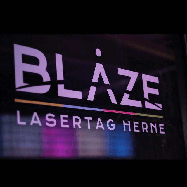 Lasertag Herne Blaze