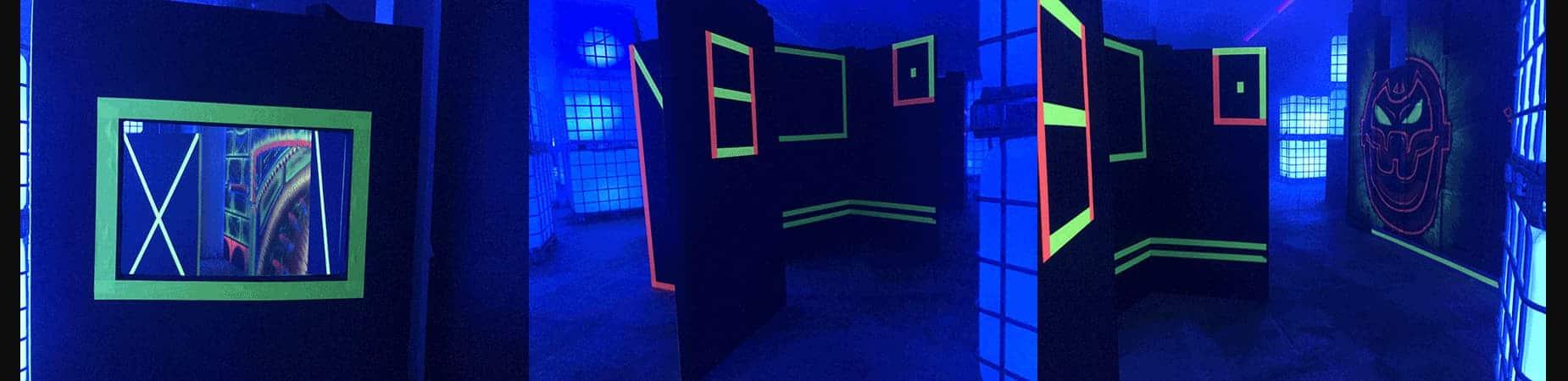 LaserTag bei Oberhausen spielen